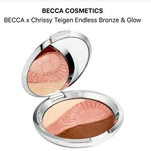 BECCA x CHRISSY TEIGEN , Bronze and glow